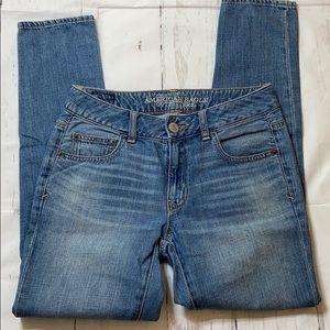 American Eagle Boy Jeans size 0 -  B0319